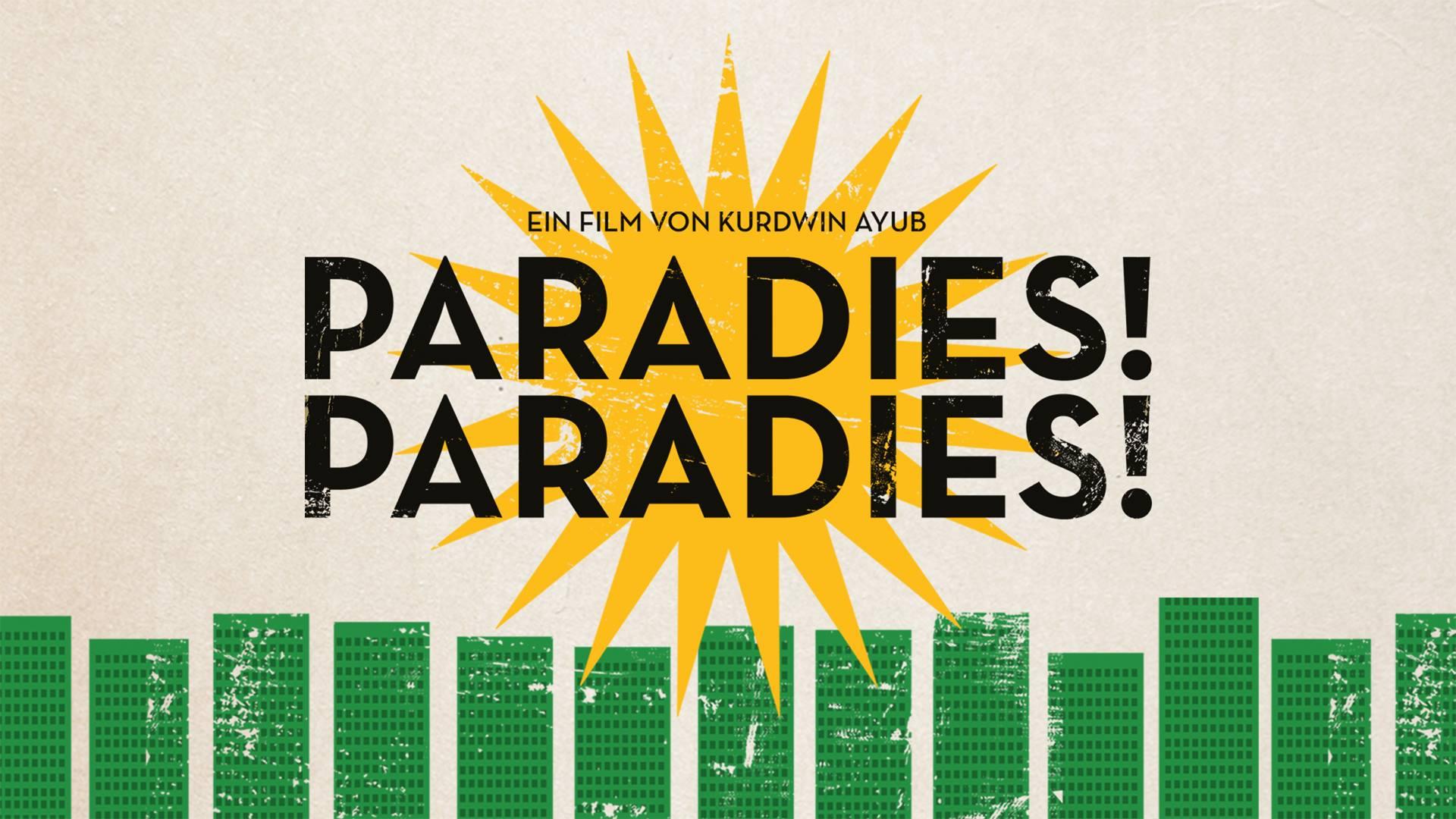 "FC Gloria Sondervorstellung ""Paradies! Paradies!"""